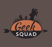Geek Elimination Squad Kids Clothes