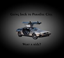 Back to Paradise City by PaulSava