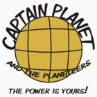 Captain Planet - AND the Planeteers! by TheRandomFandom