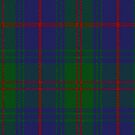 00400 Barnaby Brown Tartan Fabric Print Iphone Case by Detnecs2013