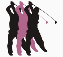 Golf Swing by SportsT-Shirts