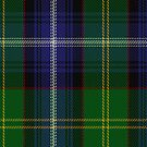 00401 Baron of Greencastle Tartan Fabric Print Iphone Case by Detnecs2013