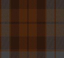 00408 Brown Heather Tartan Fabric Print Iphone Case by Detnecs2013