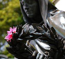 Peace... at Woodrow Wilson Memorial by peterrobinsonjr
