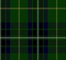 00417 Cornish Brewery, Green Tartan Fabric Print Iphone Case  by Detnecs2013