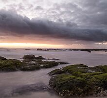 Stormy Sunrise by Ron Finkel