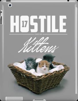 Hostile 17 Owes Me Kittens (Clean) by mcgani