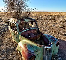 Abandoned III by Mark Cooper
