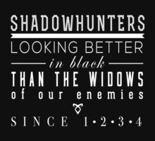 "The Mortal Instruments: ""Shadowhunters"" by dictionaried"