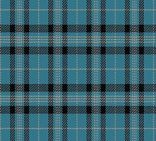 00431 Angle Blue Tartan Fabric Print Iphone Case by Detnecs2013