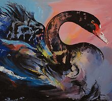 Black Swan by Michael Creese