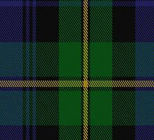 00438 Baillie William Wilson Tartan Fabric Print Iphone Case by Detnecs2013