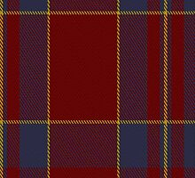 00449 Bell's Tartan Fabric Print Iphone Case by Detnecs2013