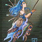 Element Pixie Series- Wind by Chukii