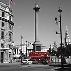 Trafalgar Square  by Jim Hellier