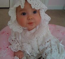 Baptismal dress by RoseDru