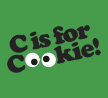 C is for Cookie Kids Clothes