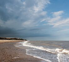 Suffolk Beach by ralphbrace