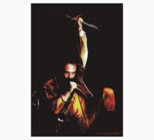 Ian Anderson Jethro Tull - Digital Painting by Iank-as14
