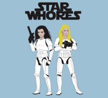 Star Whores by MrHSingh