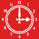 Highbury Clock by confusion