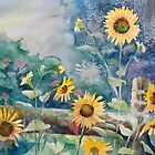 Sunflowers by Marybeth Cunningham