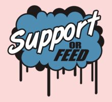 League of Legends: Support or Feed Kids Clothes