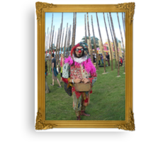 At Electric Picnic Festival-Ireland Canvas Print