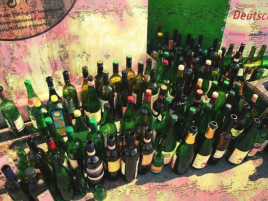 Bottles3 by RosiLorz