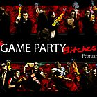 Game Party Bitches! by Gorkab