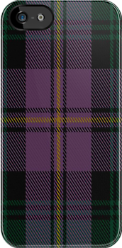 00451 Bell's Whisky SA Tartan Fabric Print Iphone Case by Detnecs2013