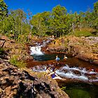 Buley Rock Hole, Litchfield National Park, Northern Territory by fotosic