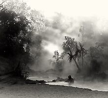 Douglas Hot Springs, NT by Dilshara Hill