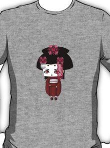 Chibi Lady Aka T-Shirt