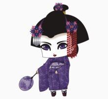 Chibi Lady Murasaki Kids Clothes