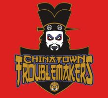 Chinatown Troublemakers Kids Clothes