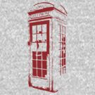English Phonebooth by CkHorn
