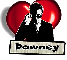 Robert Downey, Jr. by klh0853