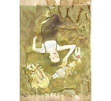 Pinocchio (Pretty porcelain skin) Photographic Print
