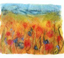 Cornfield by Susan Duffey