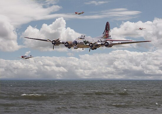 B17 - The Hardest Mile by warbirds