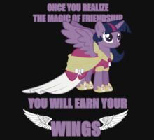 Twilight Sparkle - Earn Your Wings Kids Clothes