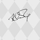 J.K. Rowling Signature Image by thegadzooks