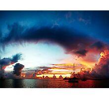 Nature's Paintbrush Photographic Print