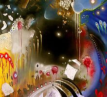 Dancing in the Void — Pink Floyd (Rock Art Series) by Cherie Roe Dirksen