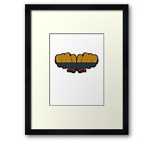 Colombia! Framed Print