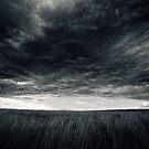 dark clouds by Michal Tokarczuk