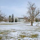 Centre Family Dwelling - Shaker Village by mcstory