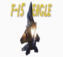 F-15 Eagle by flyoff