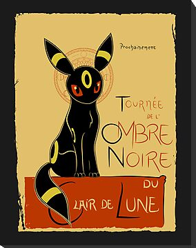 Ombre Noire (Pokemon) by Ruwah